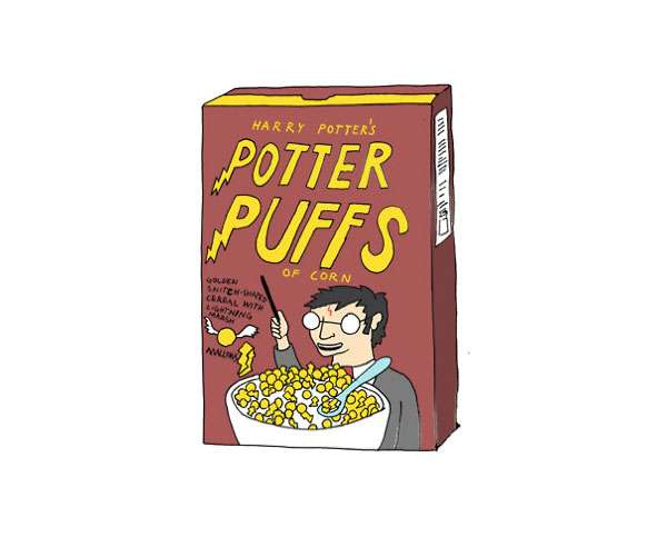 Wizardly Cereal Cartoons (UPDATE)