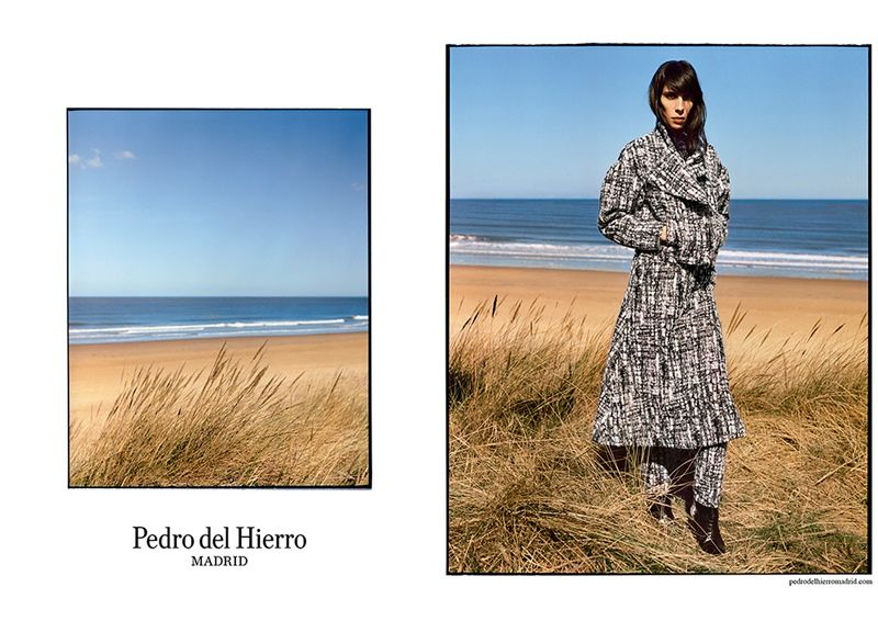 Seaside Fashion Ads