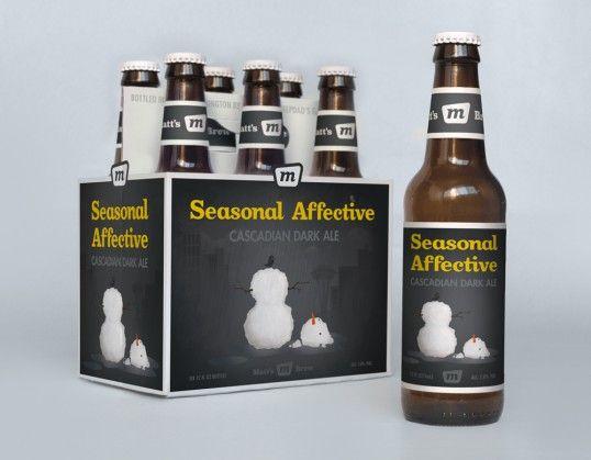 Sulky Beer Branding