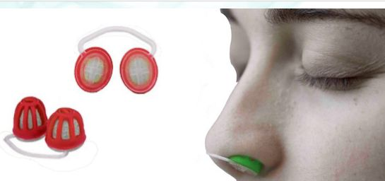 Scented Nasal Filters