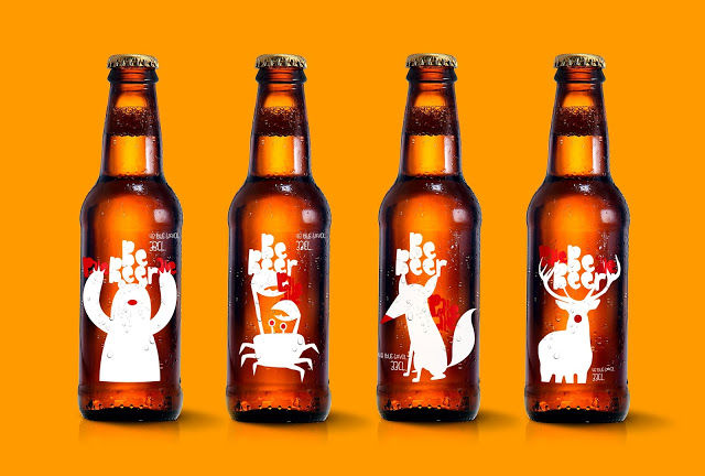 Seasonal Beer Bottles