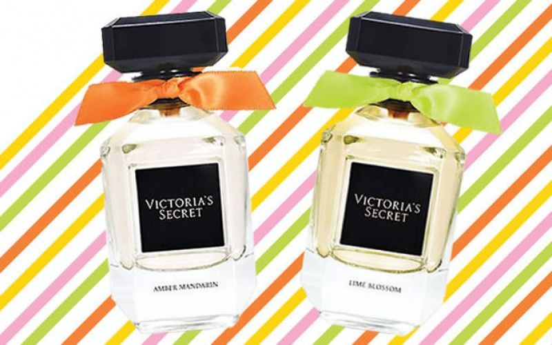 Summery Citrus Fragrances