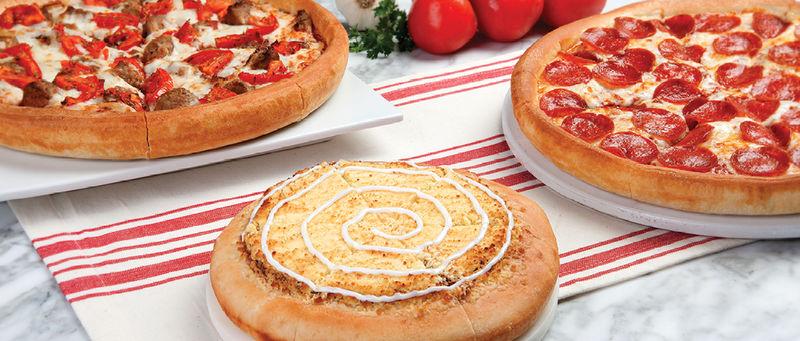 Autumnal Pizza Menus