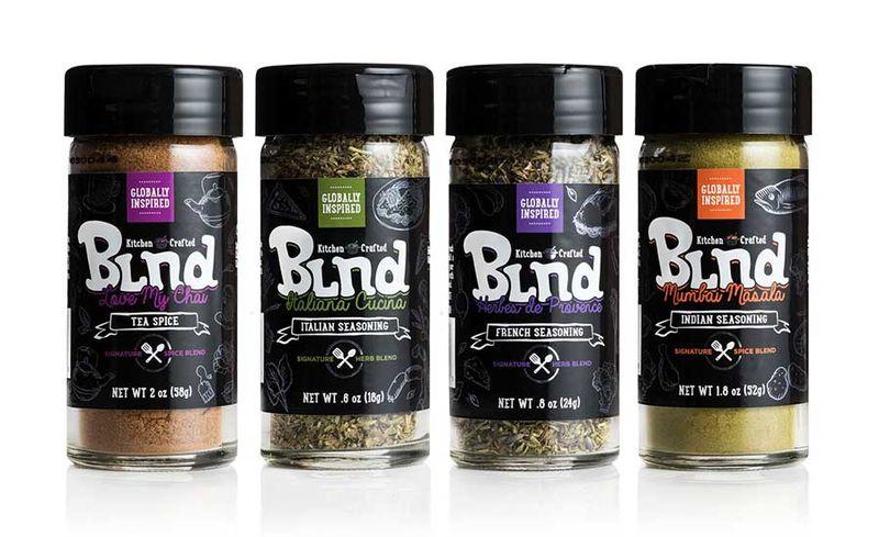 Cultural Flavor Spice Blends