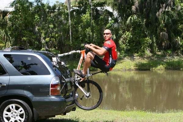 Suction Cup Bike Racks