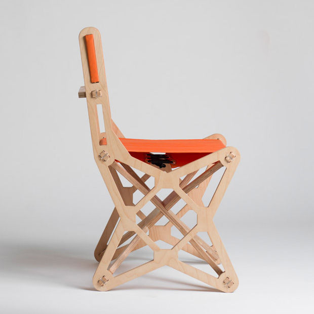Geometric Symmetry Seating