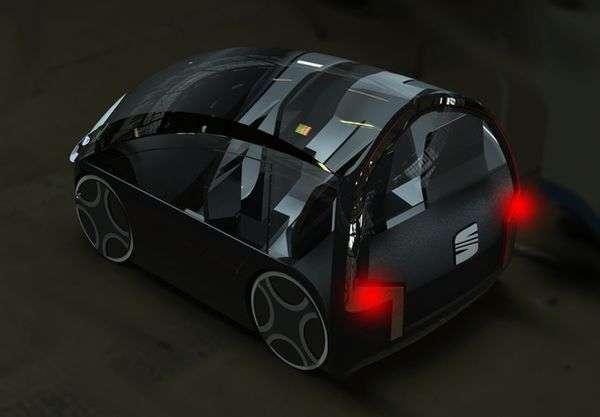 Itty-Bitty City Sedans