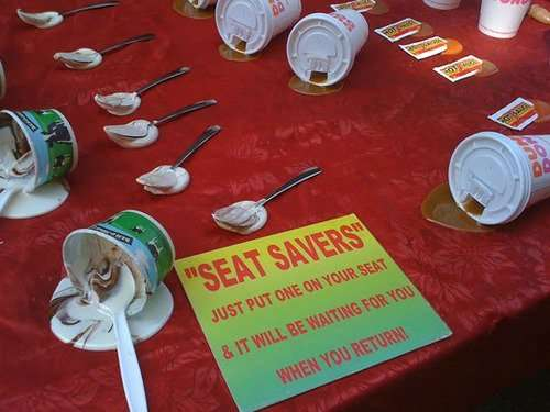 Seat Savers