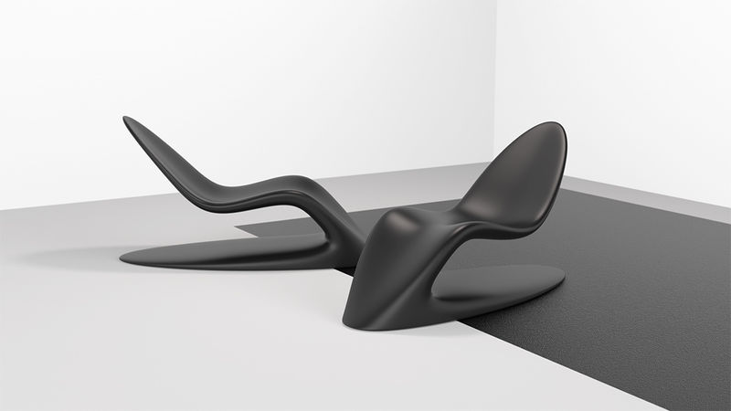 Lounging Utensil Chairs
