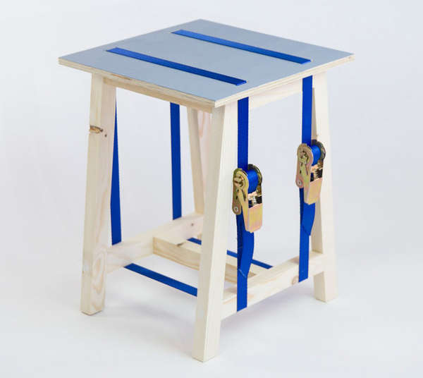 Strapped Flatpack Furniture