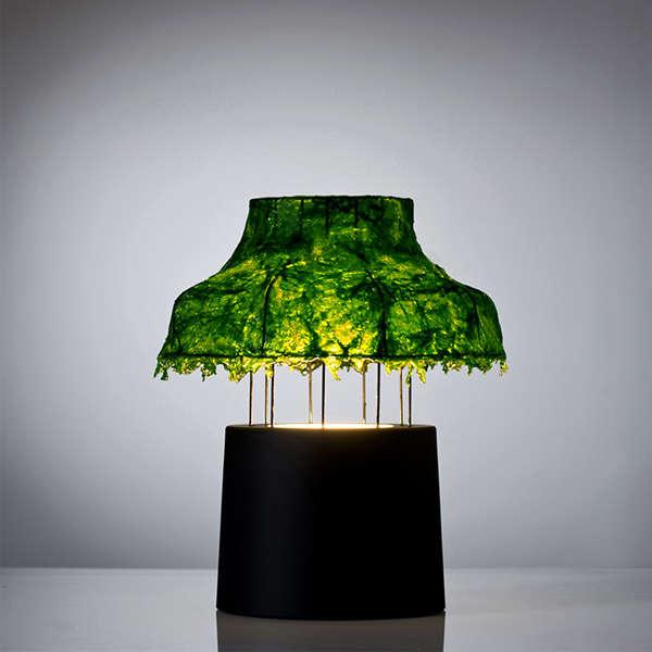 Oceanic Lamp Fixtures