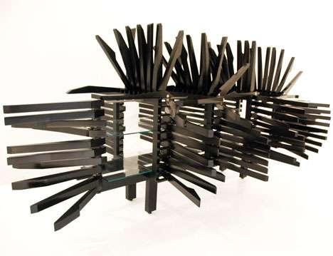 Prickly Storage Drawers