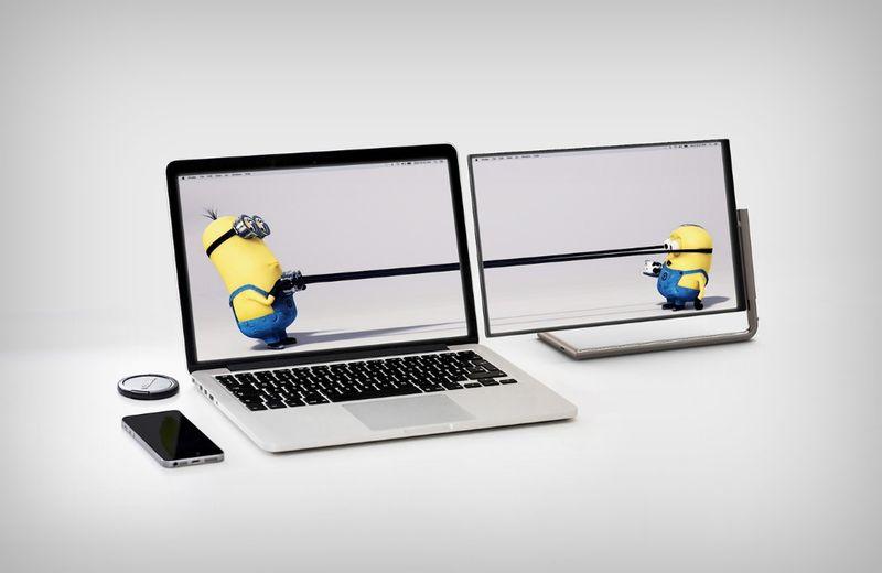 Designer Secondary Screen Displays