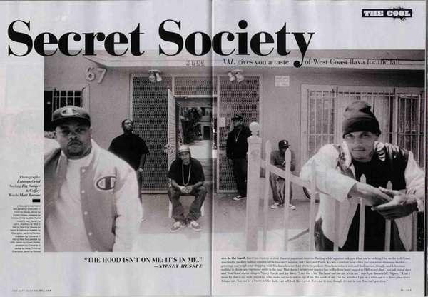 Mystery Life Editorials