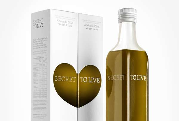 Lovely Olive Oil Branding