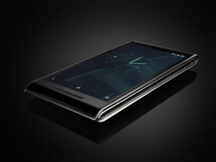 Sleek Ultra-Secure Smartphones