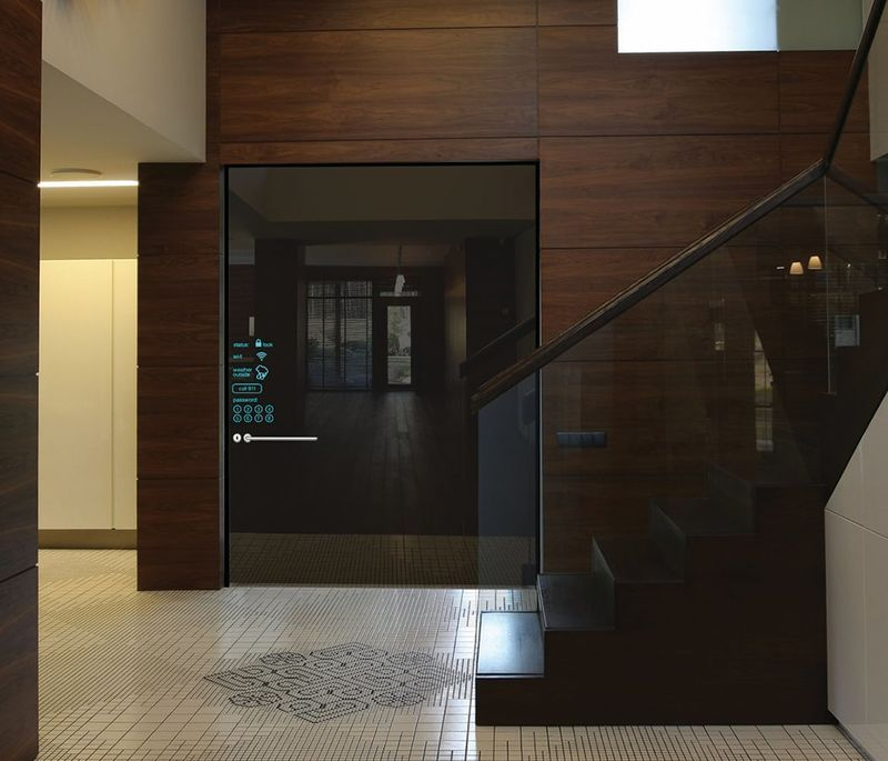 Smart Security Doors