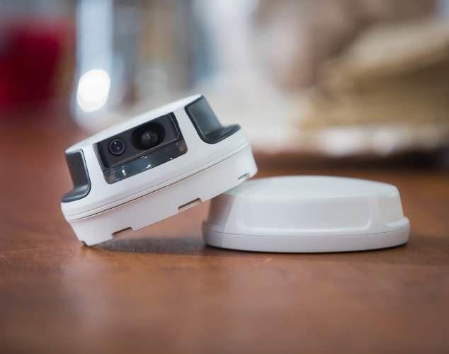 Motion-Sensing Security Cameras