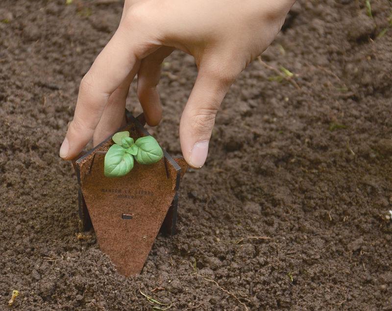 Organic Gardening Pods