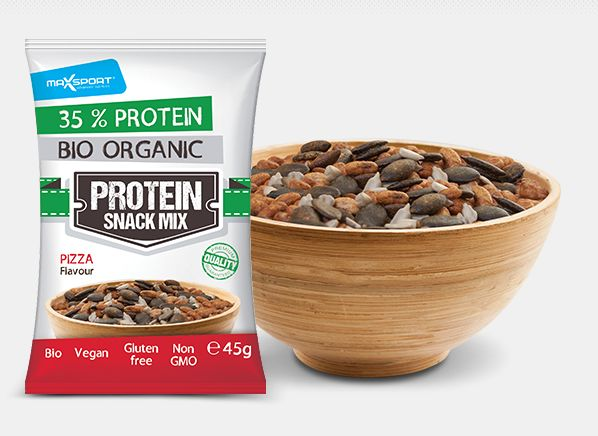 Pizza-Flavored Seed Snacks