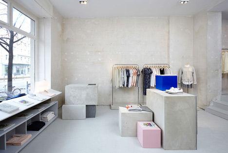 Minimalist Sportswear Pop-Up Shops