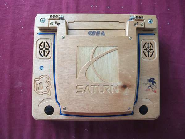 SEGA Saturn Laptop
