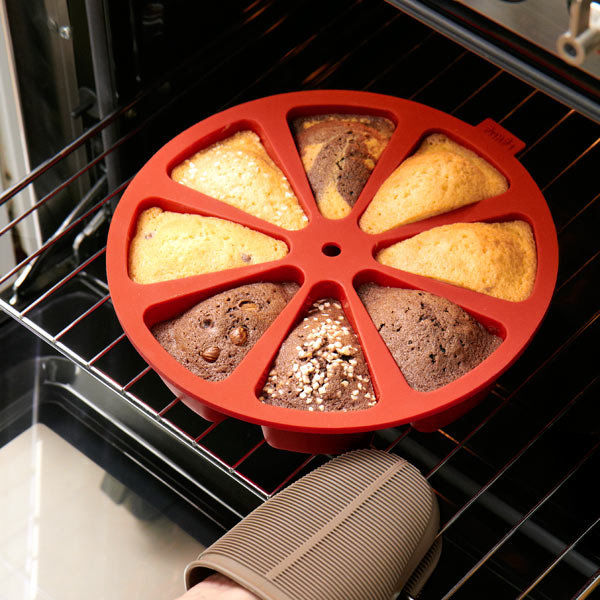 Segmented Cake Molds