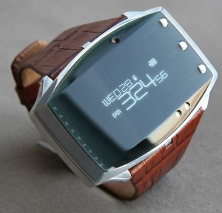 Seiko Cellphone Watch: