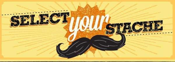 Iconic Mustache Styles