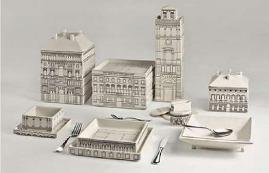 seletti palace porcelain tableware