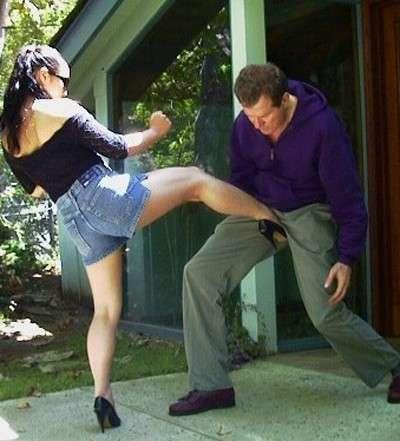 Self-Defense Stilettos