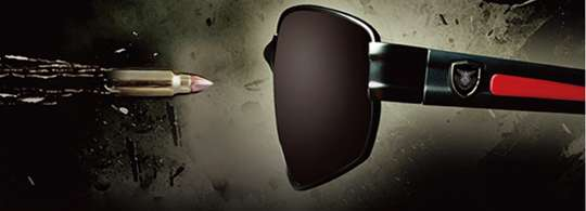 Bullet-Proof Shades