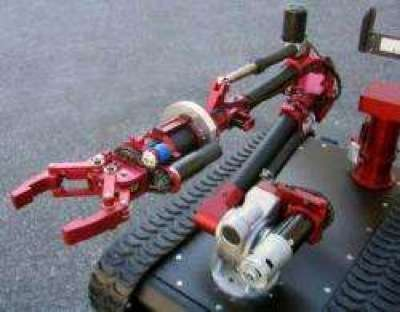 Self-Fueling Robots