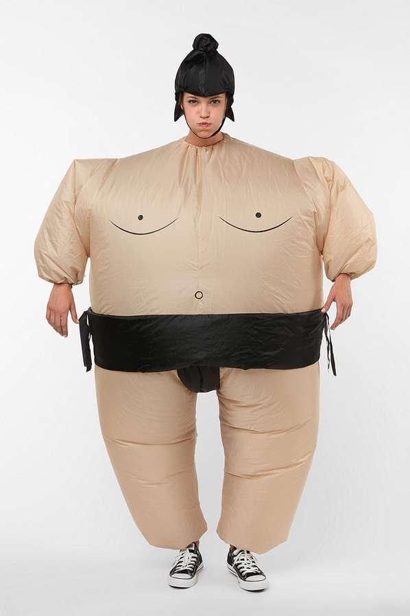 Beefy Wrestler Costumes