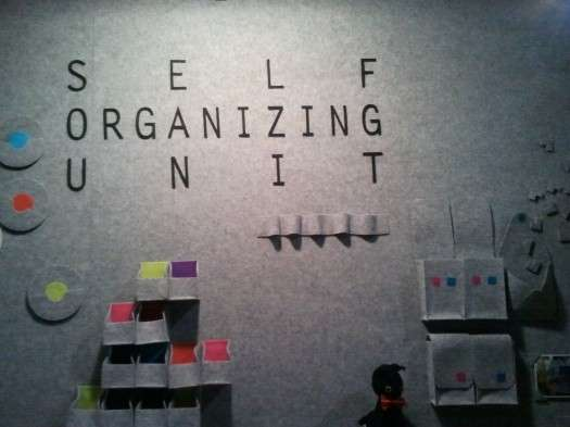Self Organizing Unit
