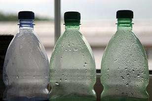 Self-Sterilising Plastics