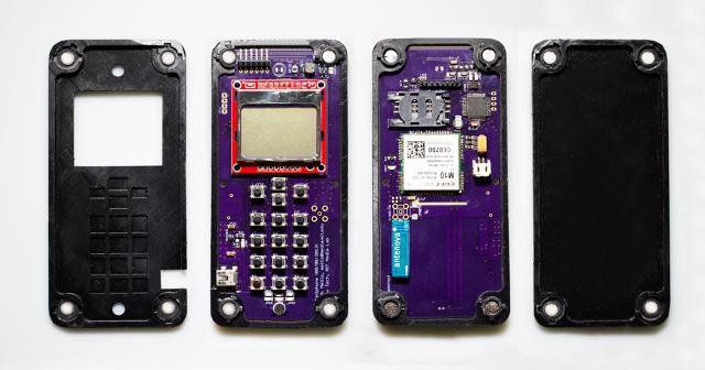 Self-Assembling Smartphones