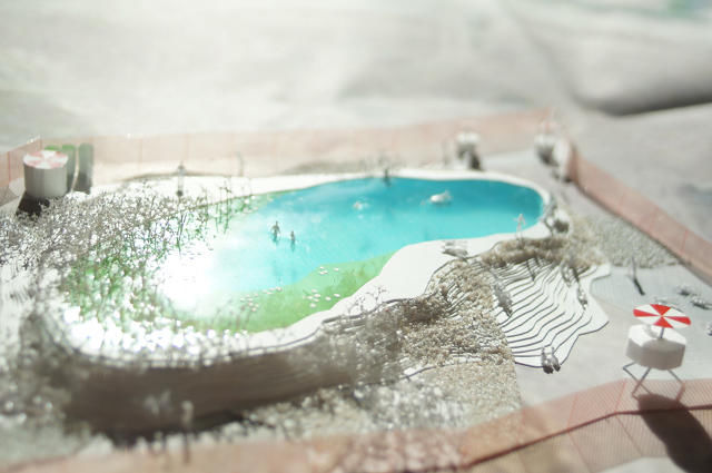 Self-Cleaning Pools
