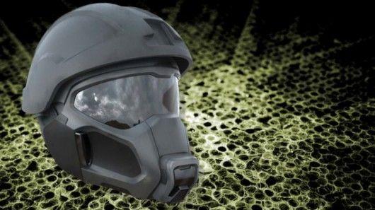 Revolutionary Respiratory Helmets