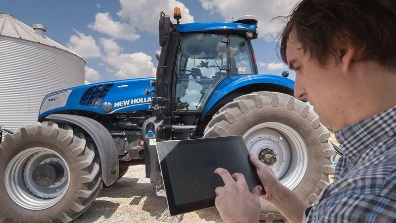 Self-Driving Tractors