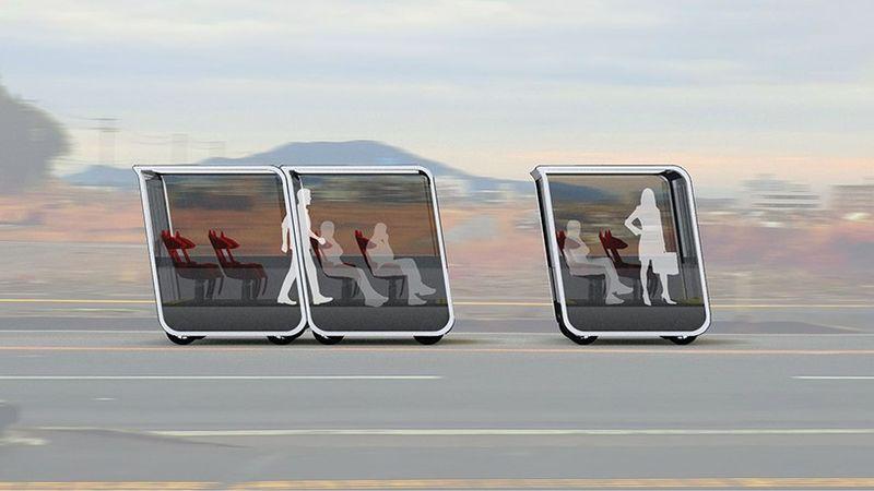 Autonomous Transportation Modules