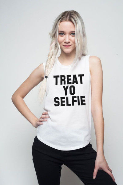 Indulgent Selfie Tanks