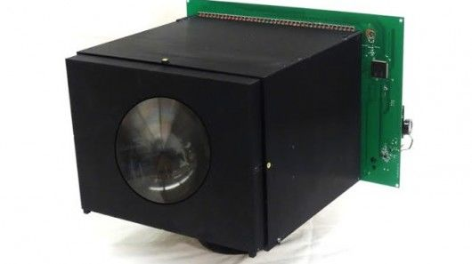 Self-Powered Video Camera