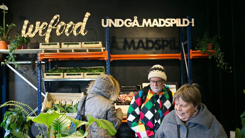 Waste-Reducing Supermarkets