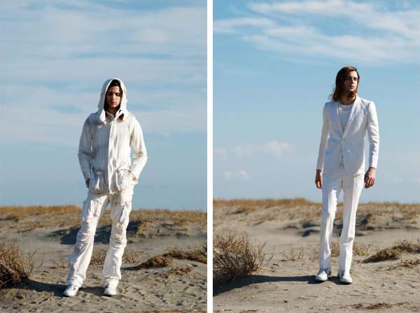 Nomadic Menswear Collections