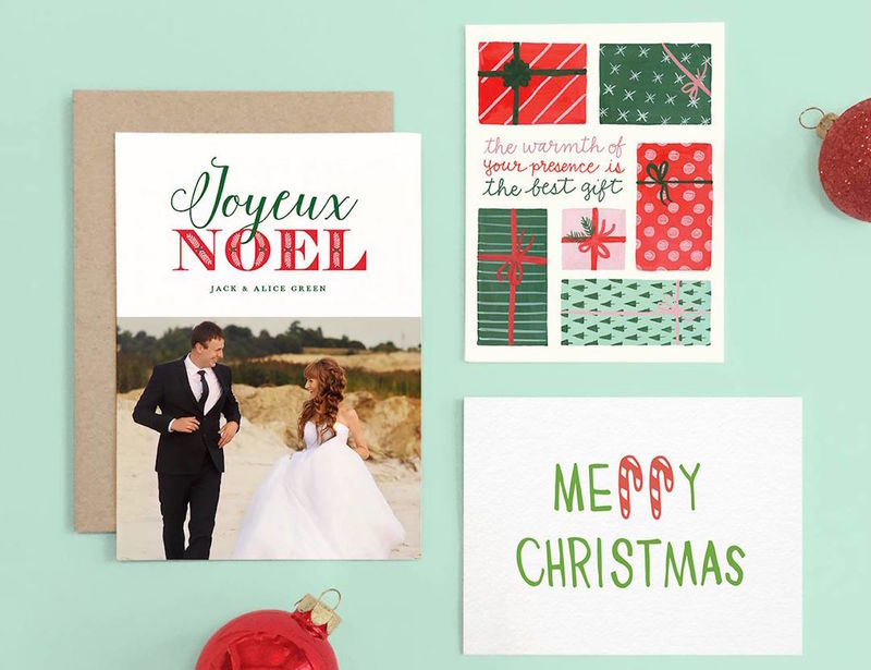 Holiday Card-Sending Services