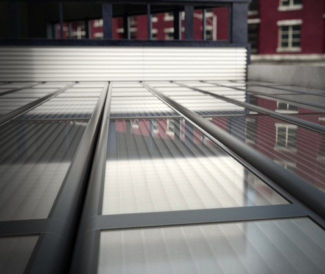 Energy-Generating Solar Panels