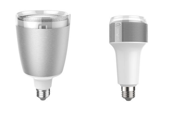 Voice-Activated Light Bulbs