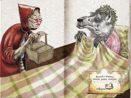 Elderly Fairytale Heroines