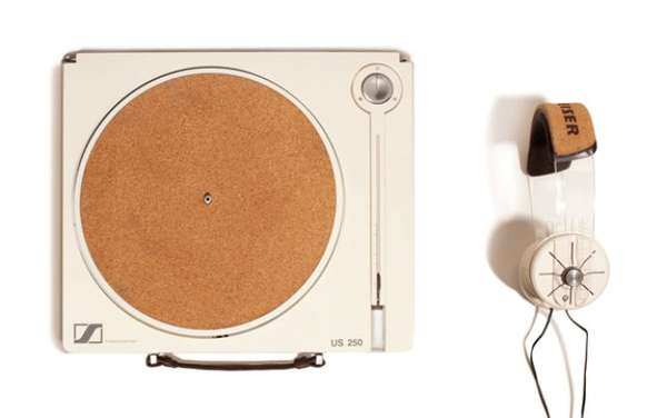 Sennheiser Eco-Vinyl Turntable
